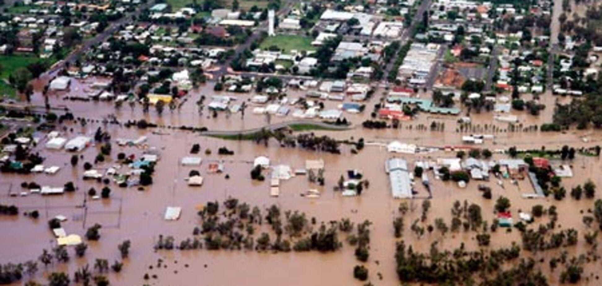 На Австралію насувається нова хвиля повеней