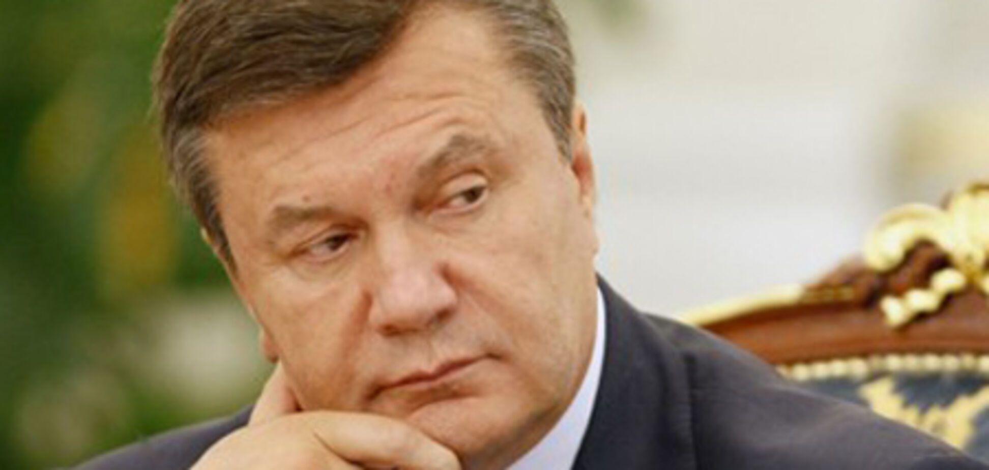 Янукович виведе Україну в число кращих країн континенту