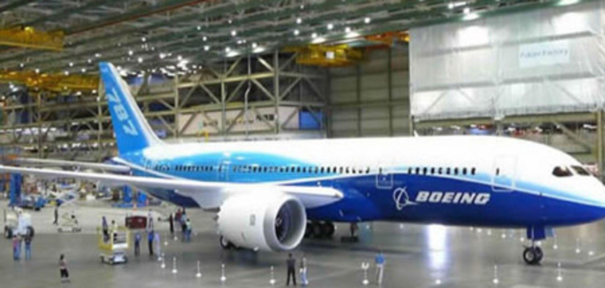 Китай скупить американські Boeing