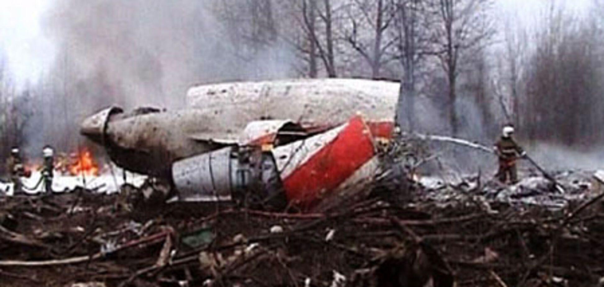Падіння Ту-154: 'Б..! Де він?' - 'А х ... його знає!'. ВІДЕО