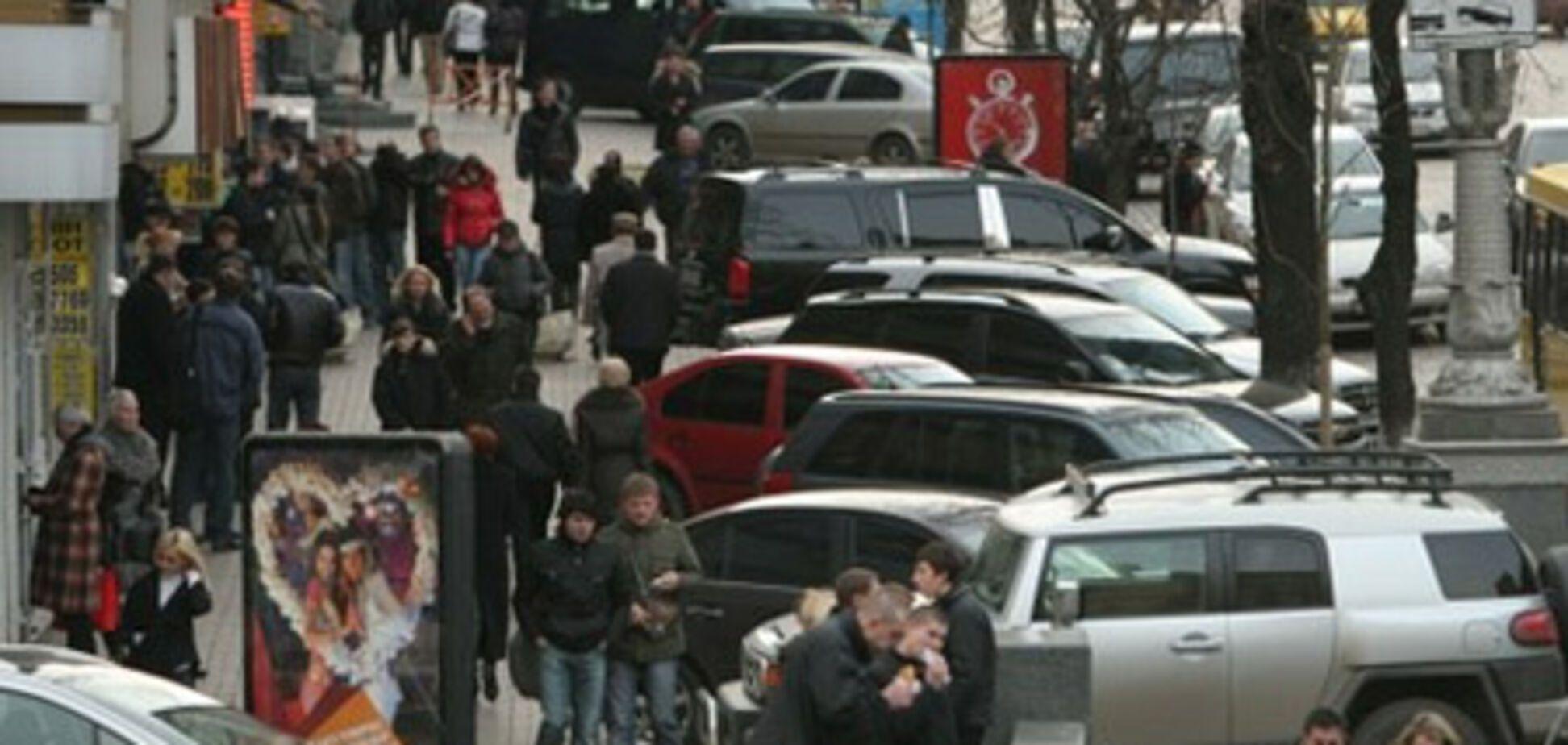 Уряд змінив правила паркування