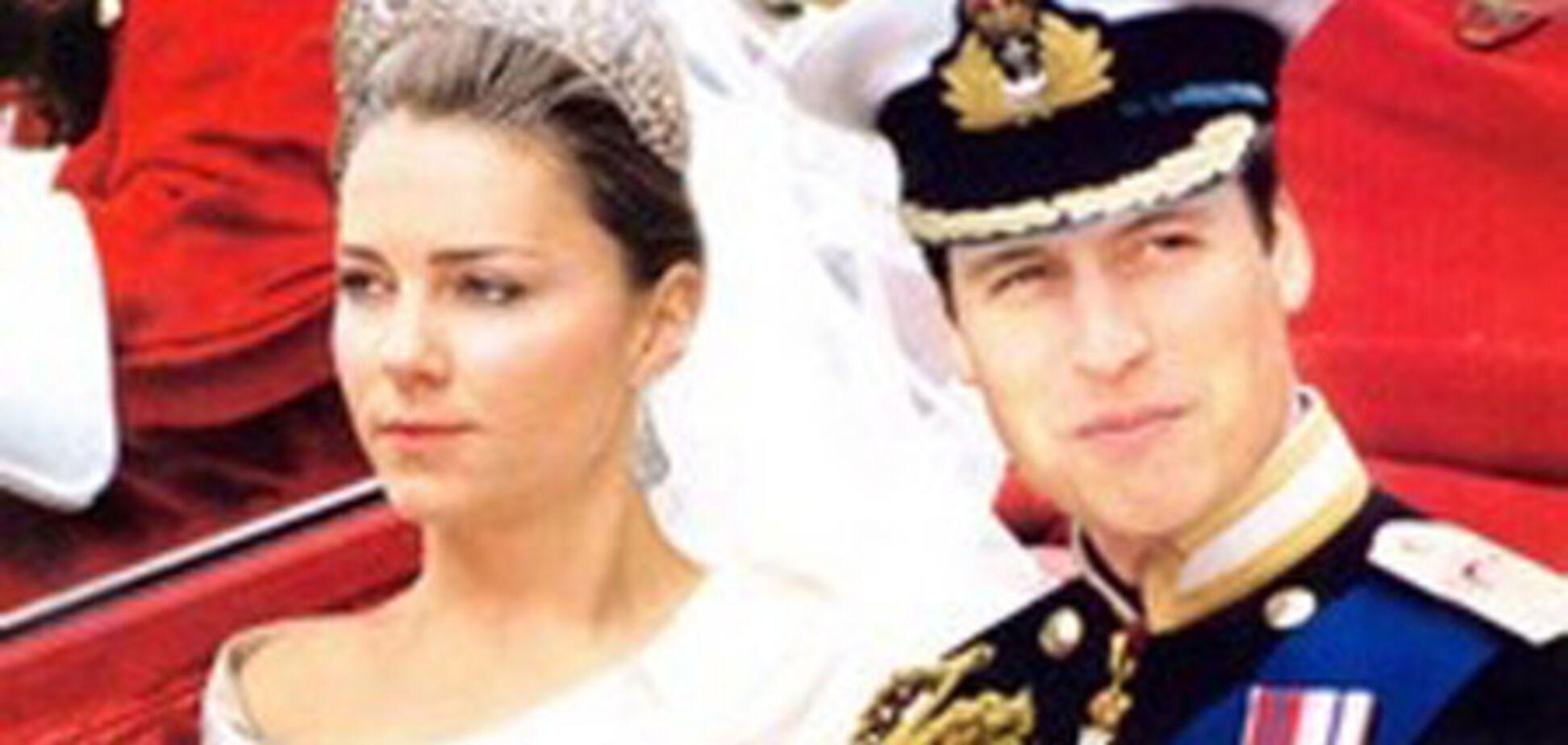 Принц Вільям і Кейт: 'WC' стало великою весільної проблемою