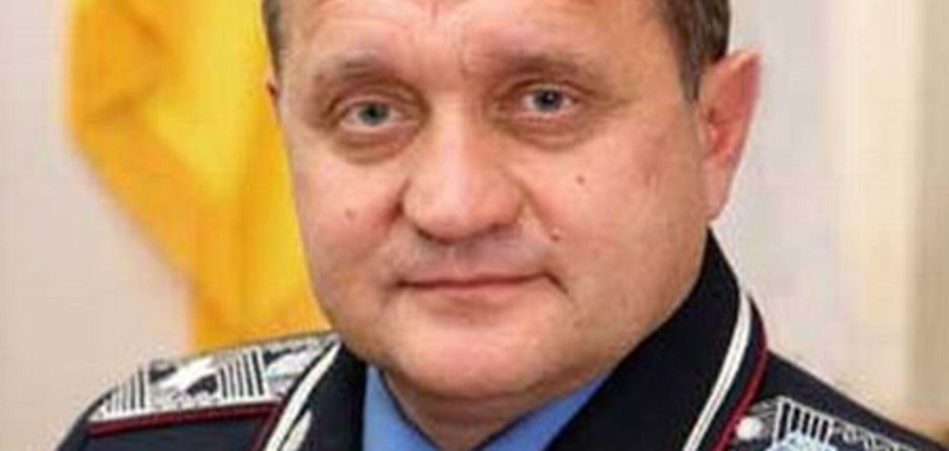 Могилев назвал самую громкую милицейскую спецоперацию-2010