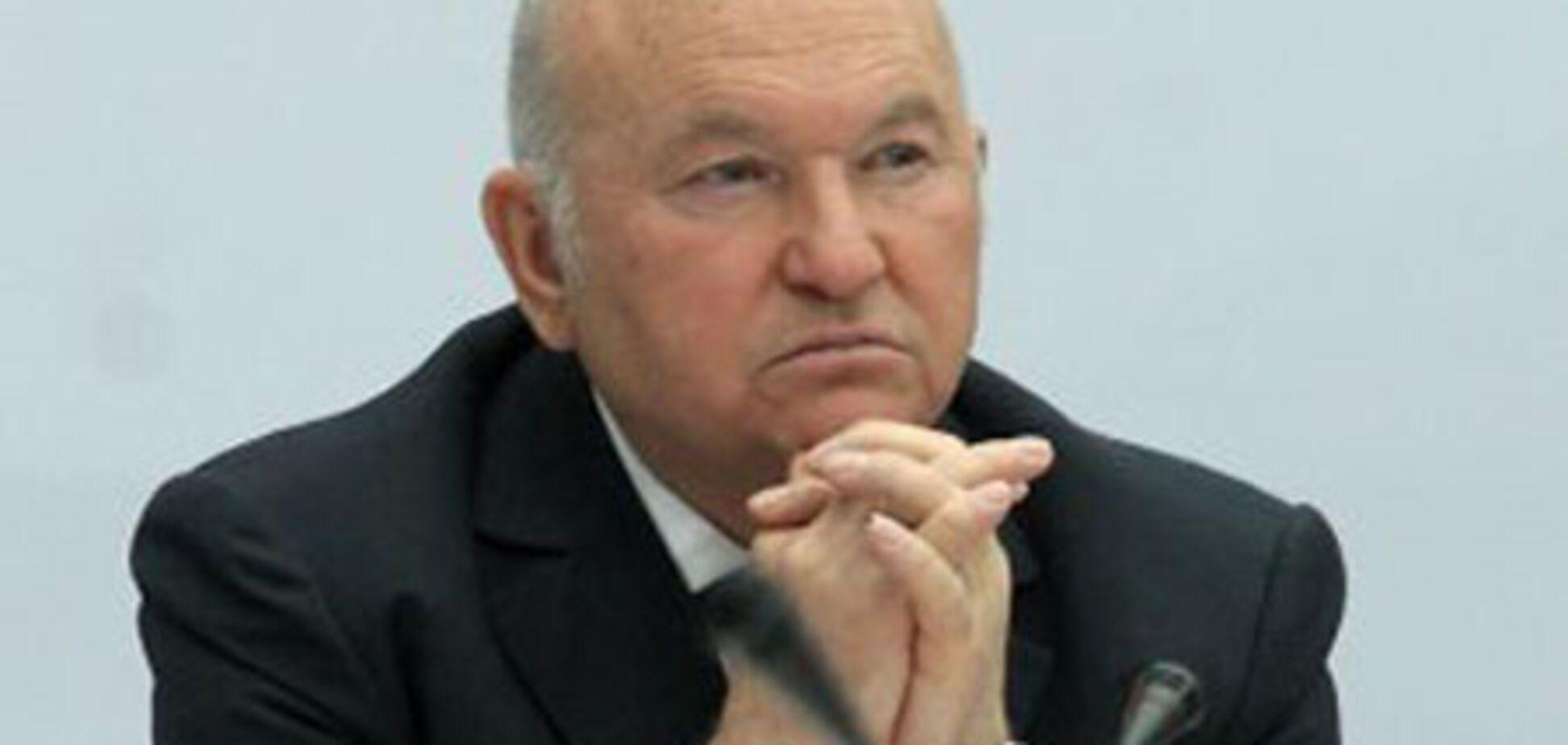 Після Латвії Лужков може податися до Австрії