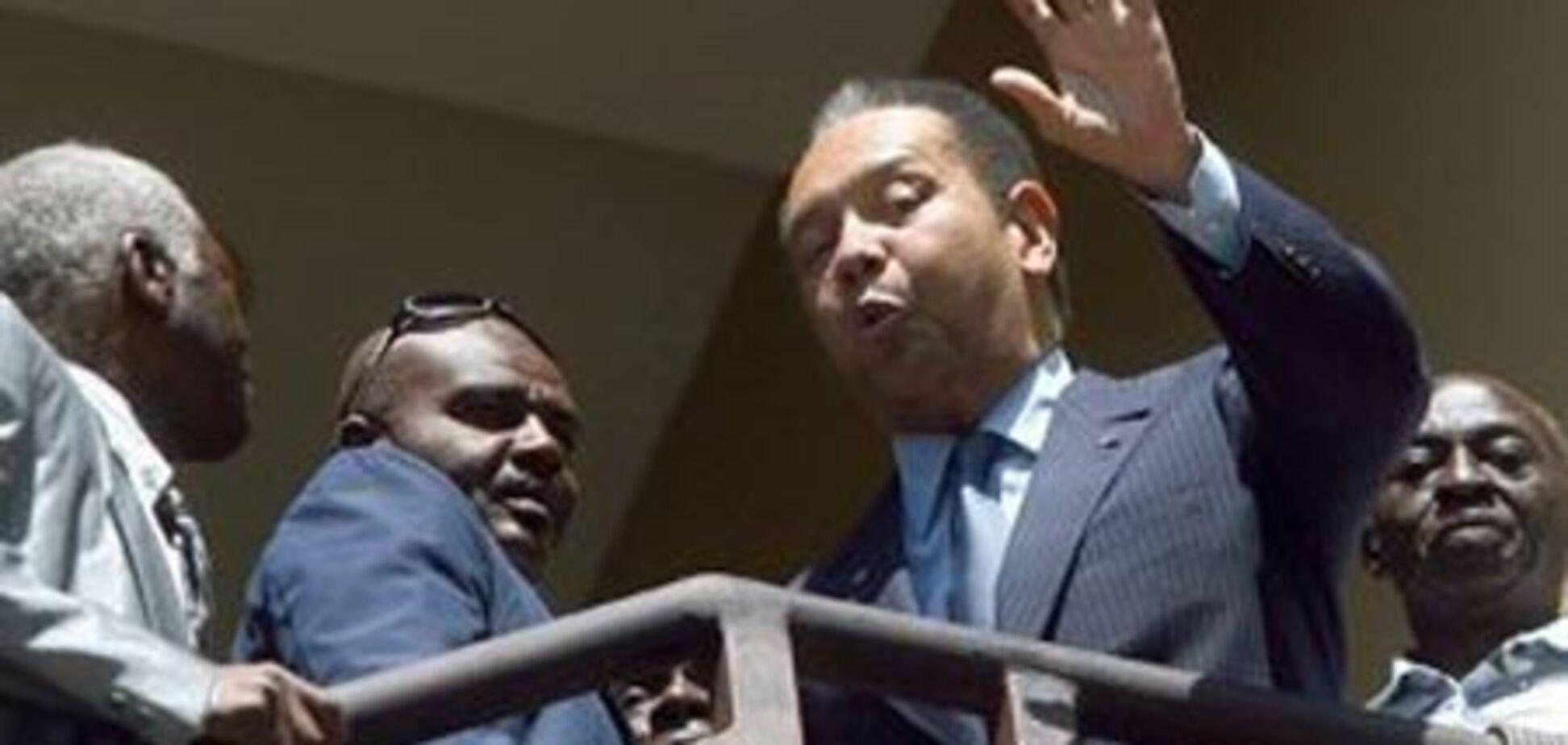 Колишній диктатор Гаїті готовий повернутися у вигнання