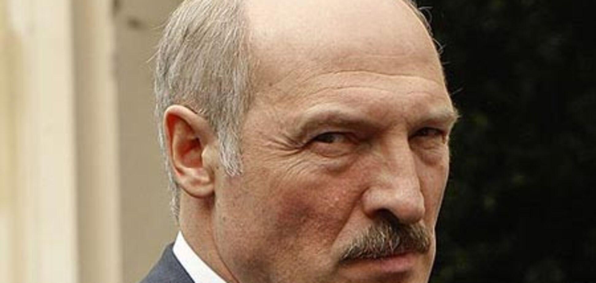 Лукашенко готує адекватну відповідь Європі