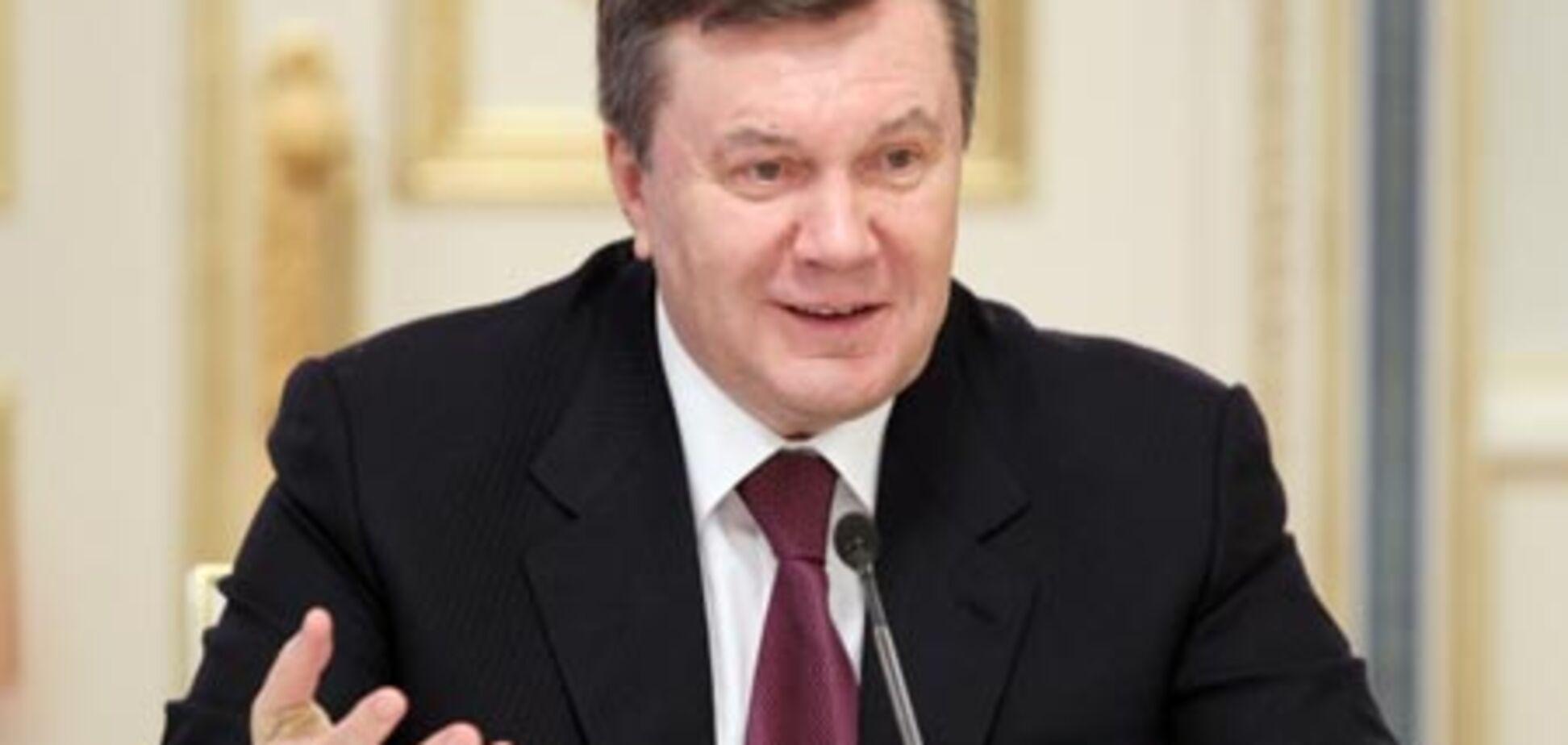 Янукович: Я зацікавлений, щоб Тимошенко виправдали