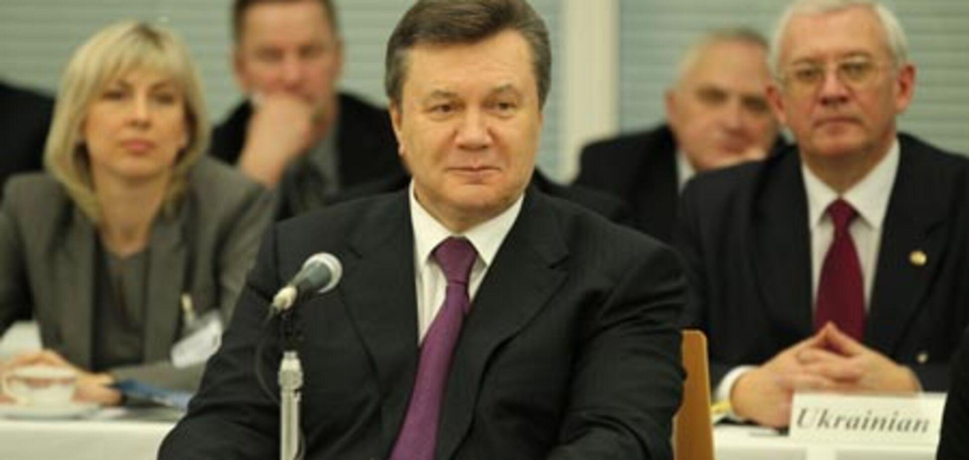 Янукович: Ми відкриті для японського бізнесу на всіх рівнях