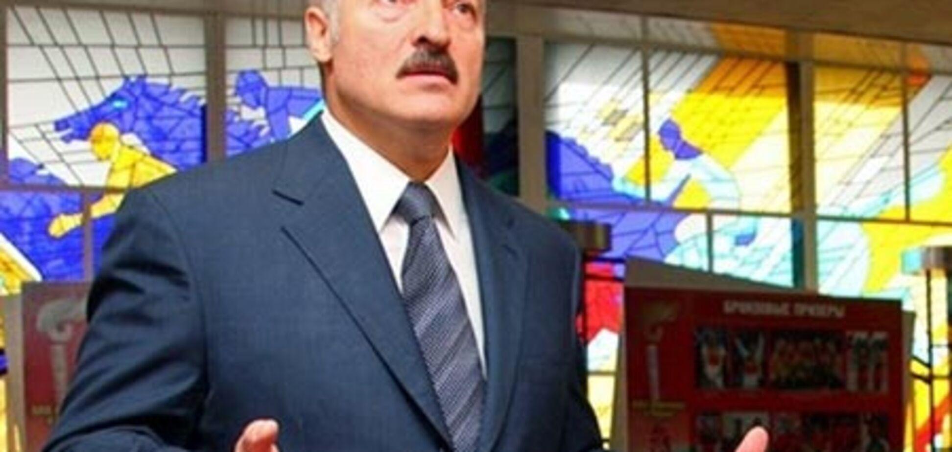 Європа відштовхнула Лукашенко прямо в обійми Росії