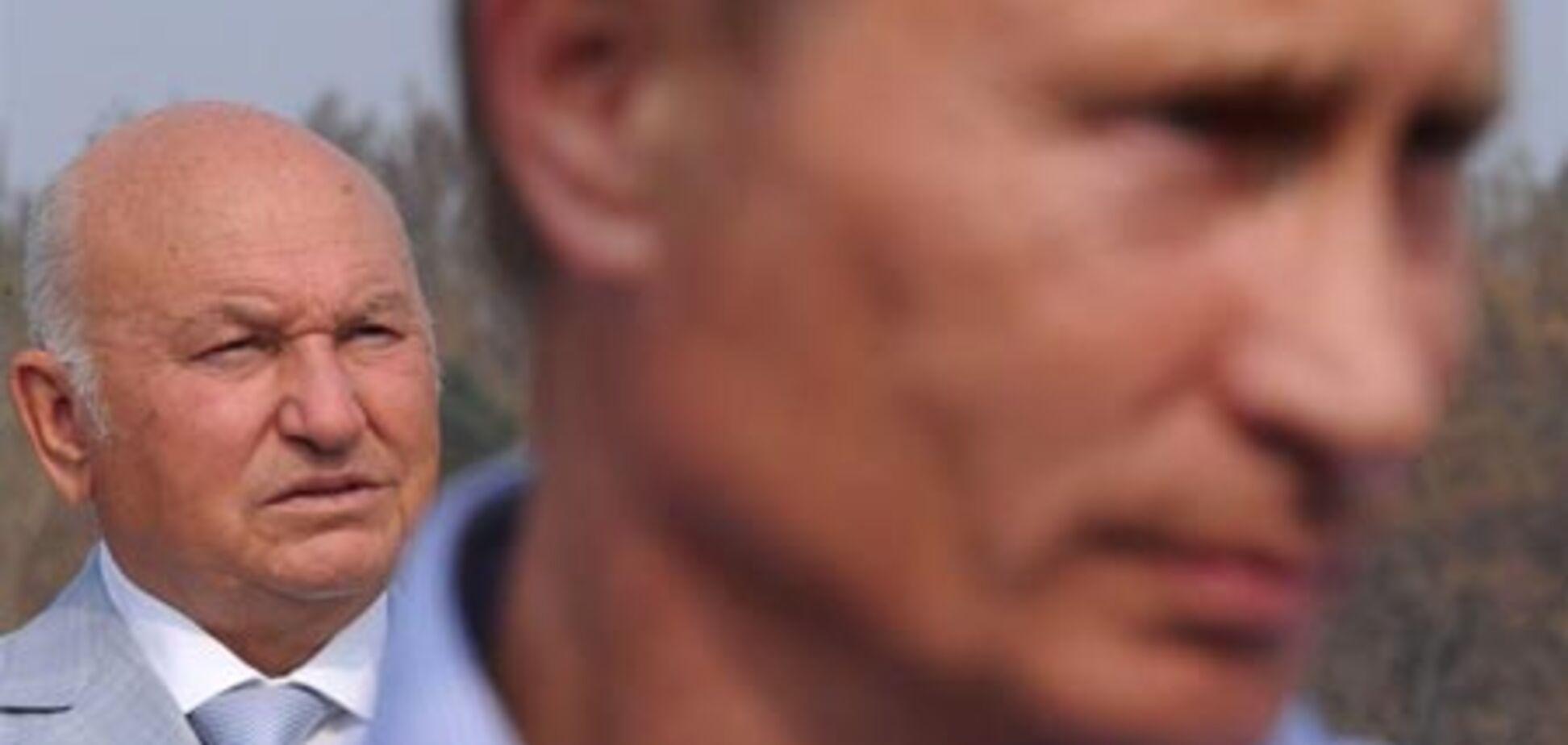 Австрія не притулок потрапив у немилість Кремля Лужкова