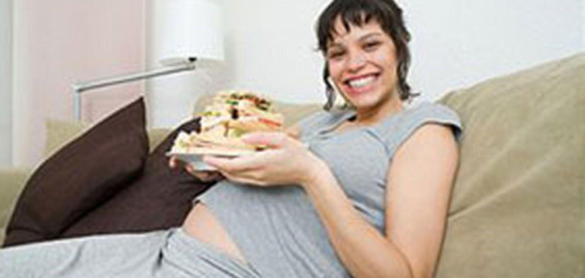 Дієти при вагітності руйнують дитячий мозок