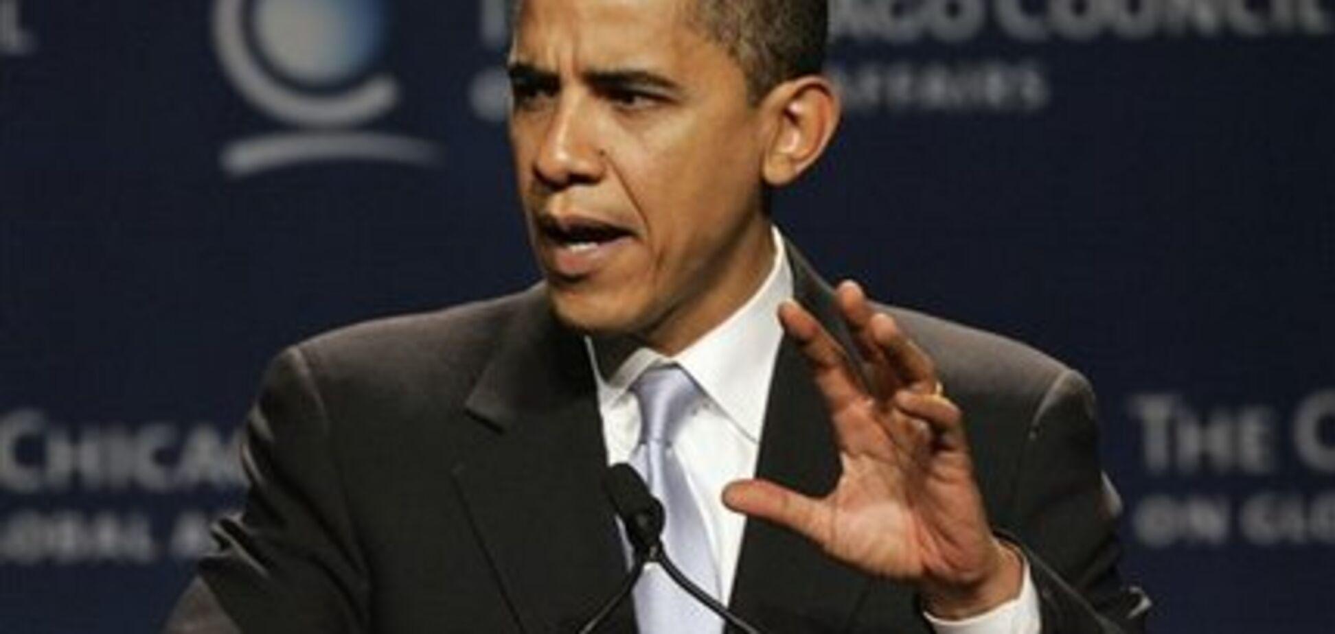 Обама випив за процвітання Китаю