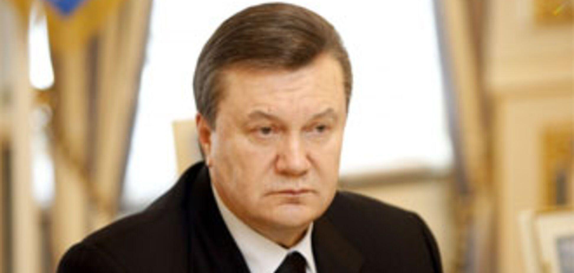 Янукович вдячний Японії за допомогу з ЧАЕС