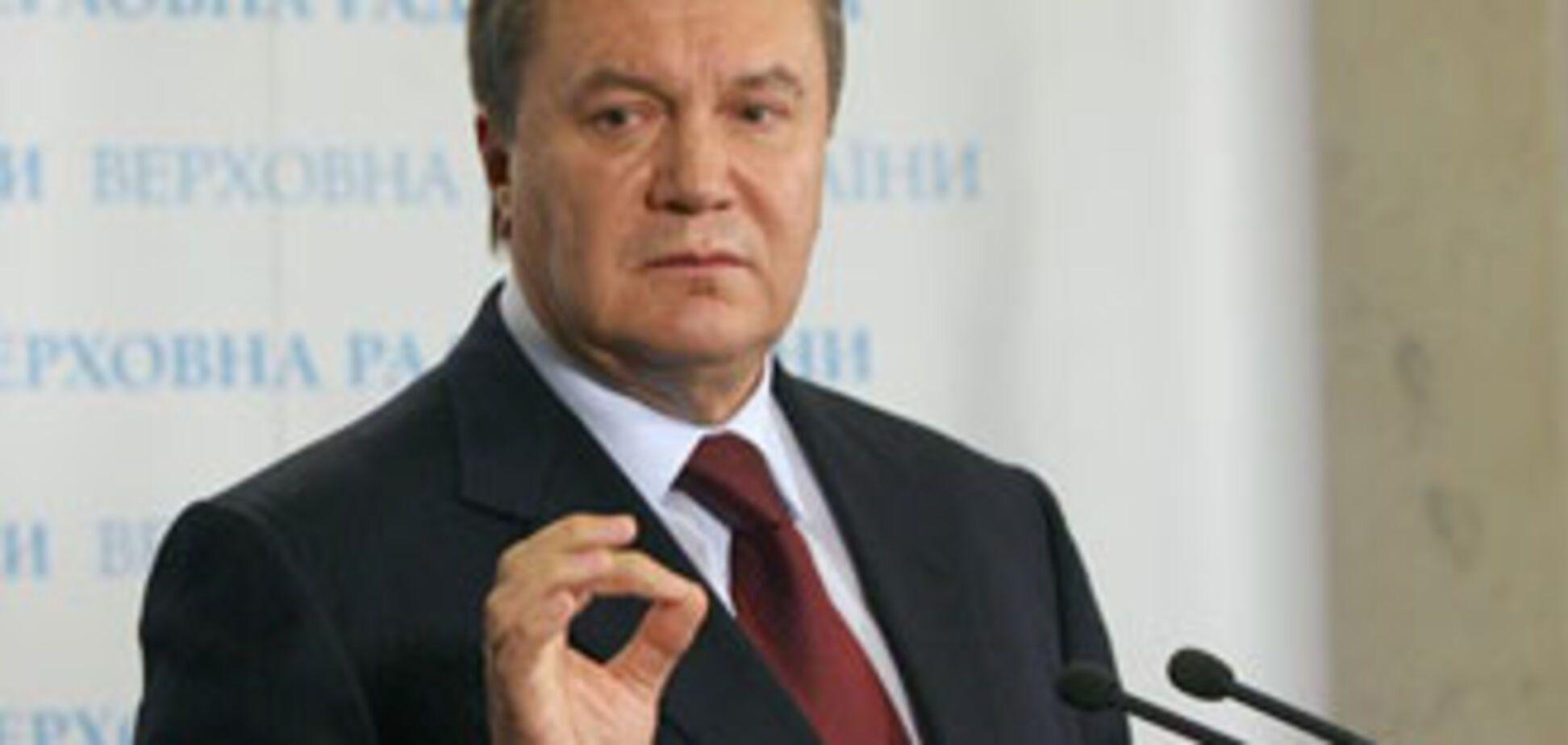Янукович перетворить Україну на житницю Європи
