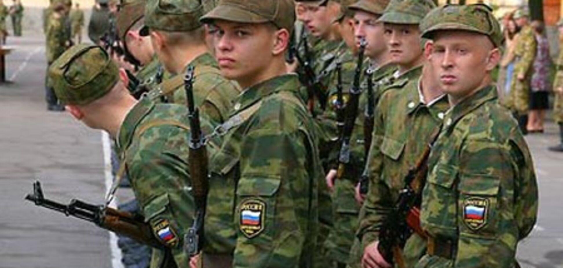 Міноборони РФ: спершу армія, а потім - ВУЗ
