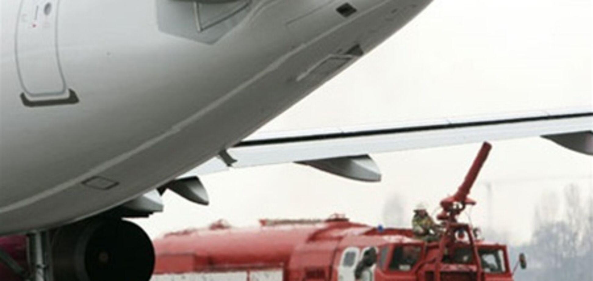 Неизвестный угрожал взорвать аэропорт 'Киев'