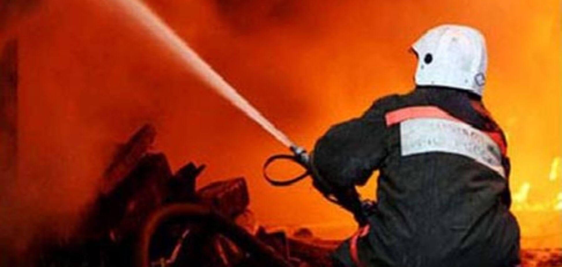 Пожар в военном общежитии Одессы: трое погибших