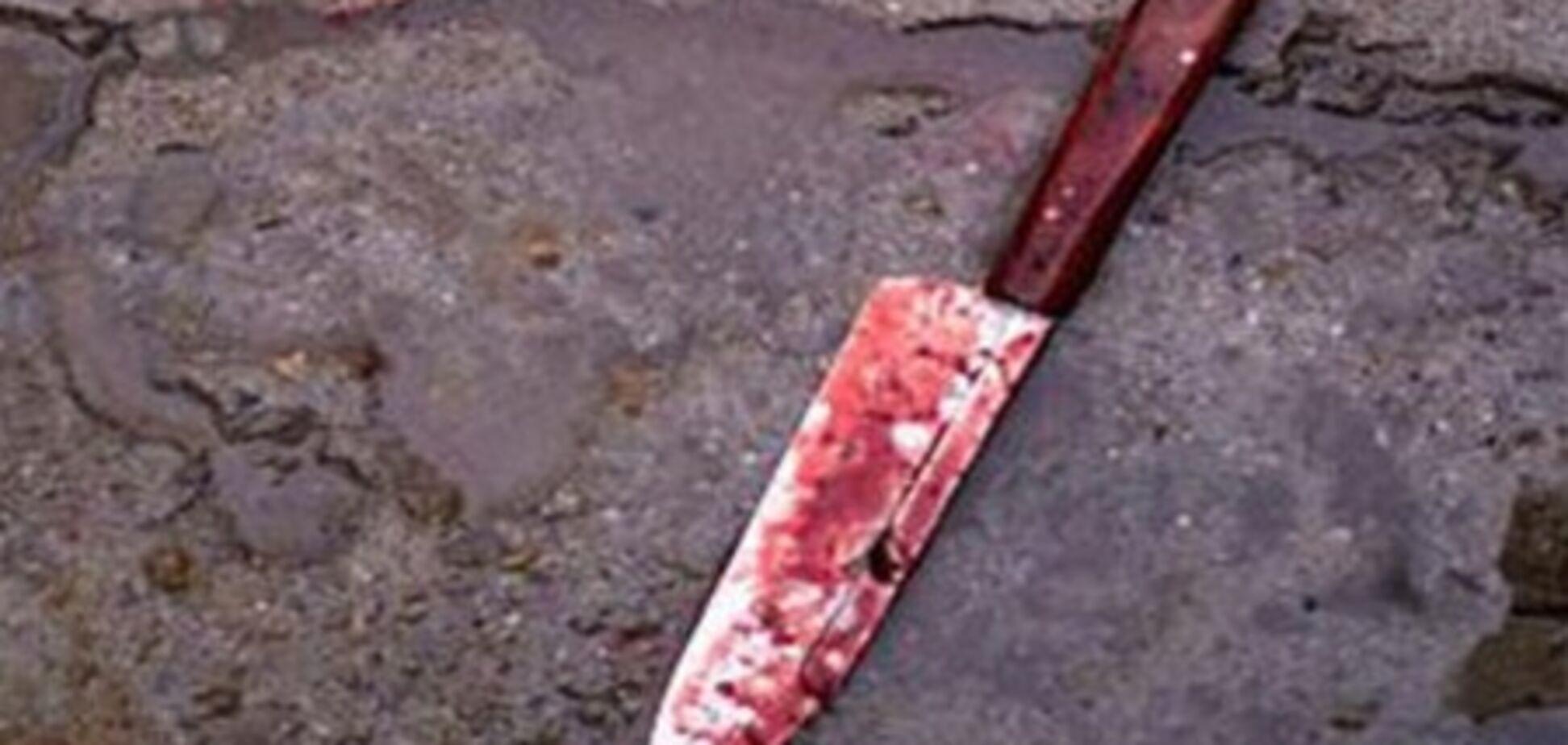 Кровавое убийство: ребенок отрезал отчиму голову