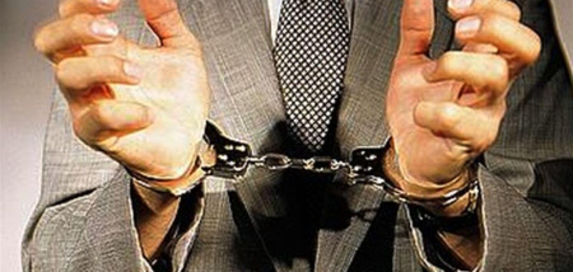 В Киеве задержали чиновника-взяточника