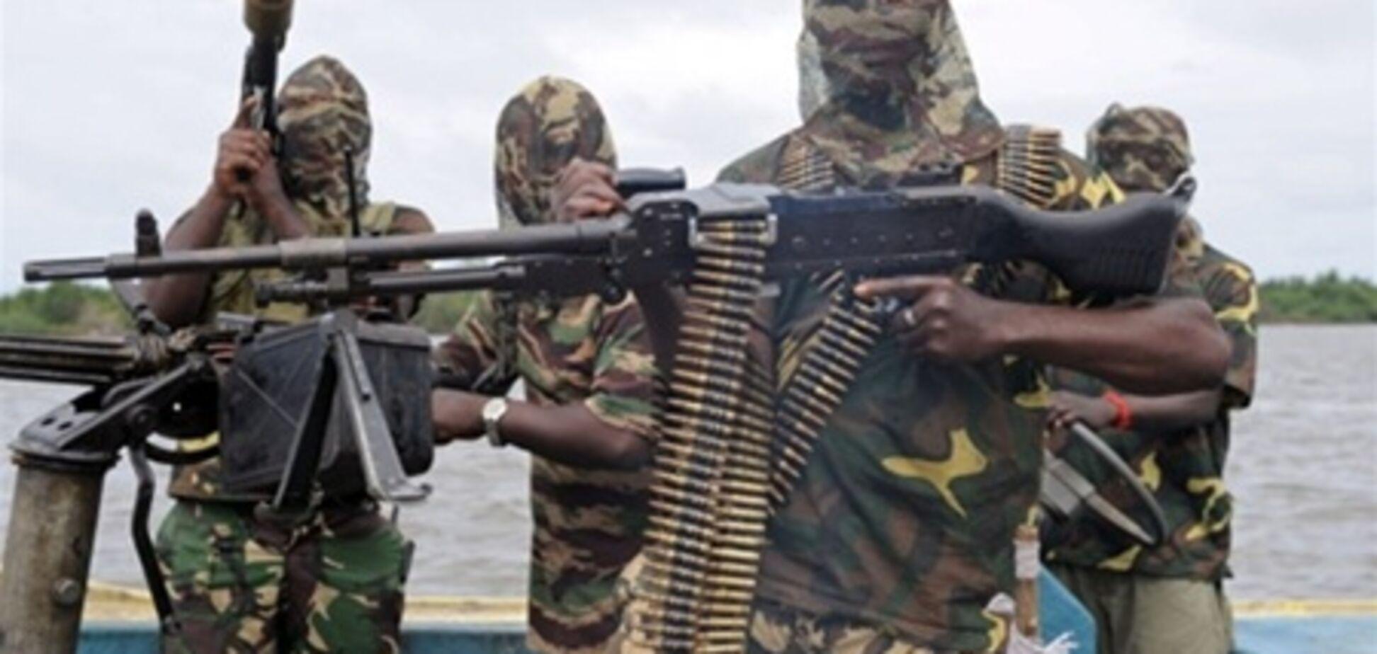 В Нигерии похищен украинский капитан