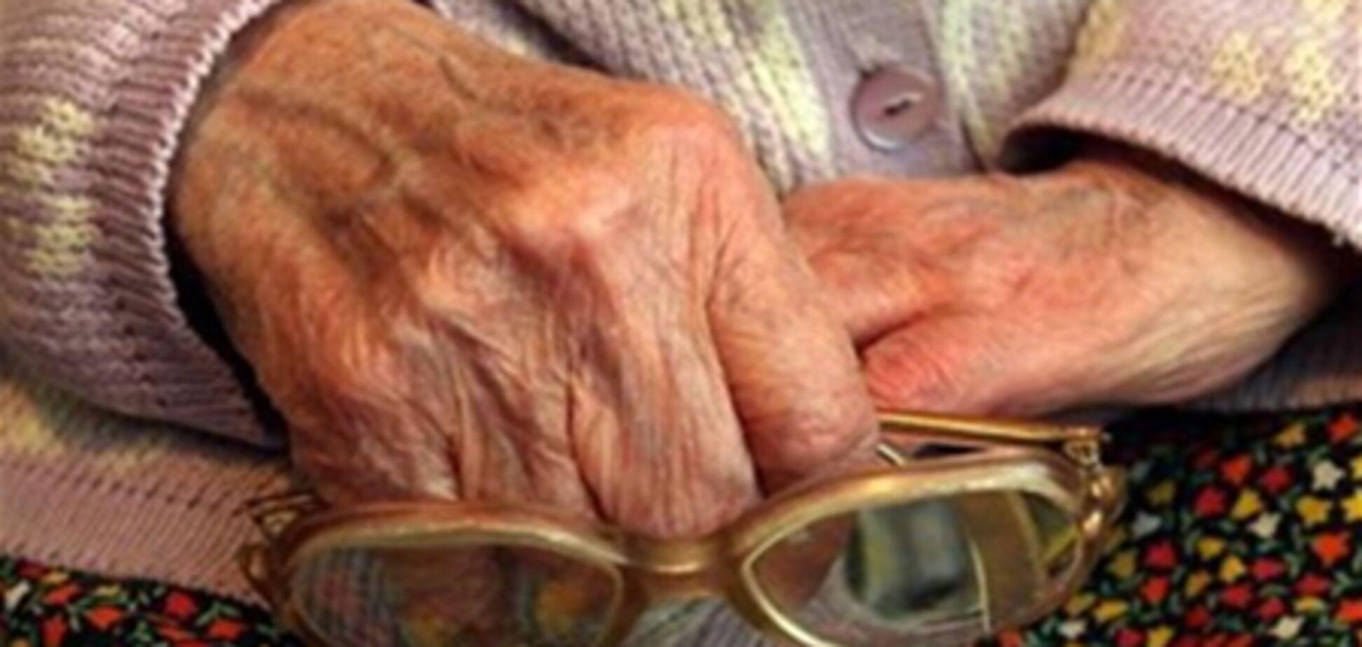 Пенсионер продержал свою жену в заточении 8 лет