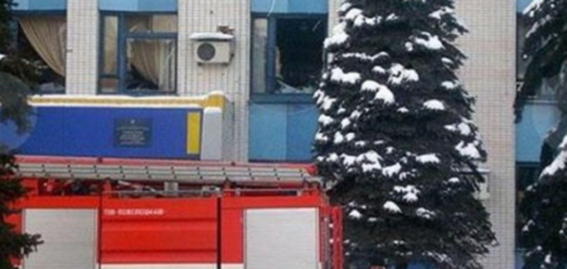 Неизвестные угрожают терактами еще одному украинскому городу