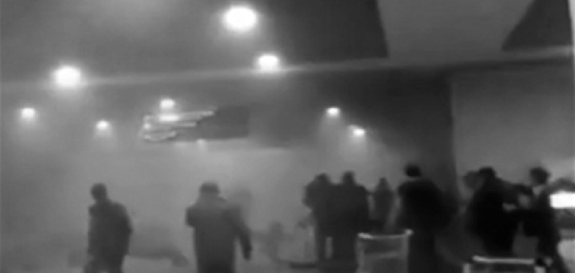 Врачи опровергли версию о 'каменной бомбе' в Домодедово