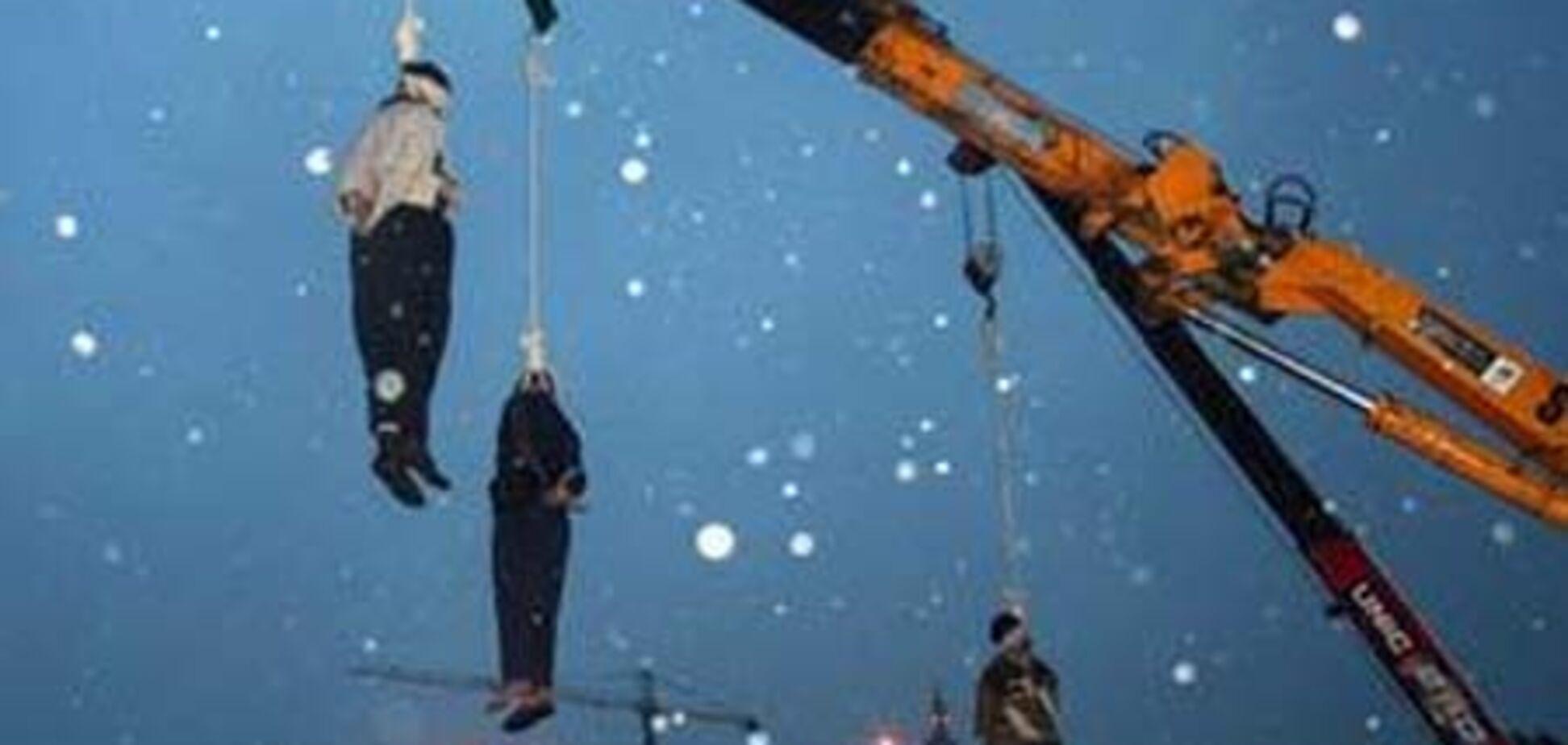 В Иране казнили семерых наркоторговцев
