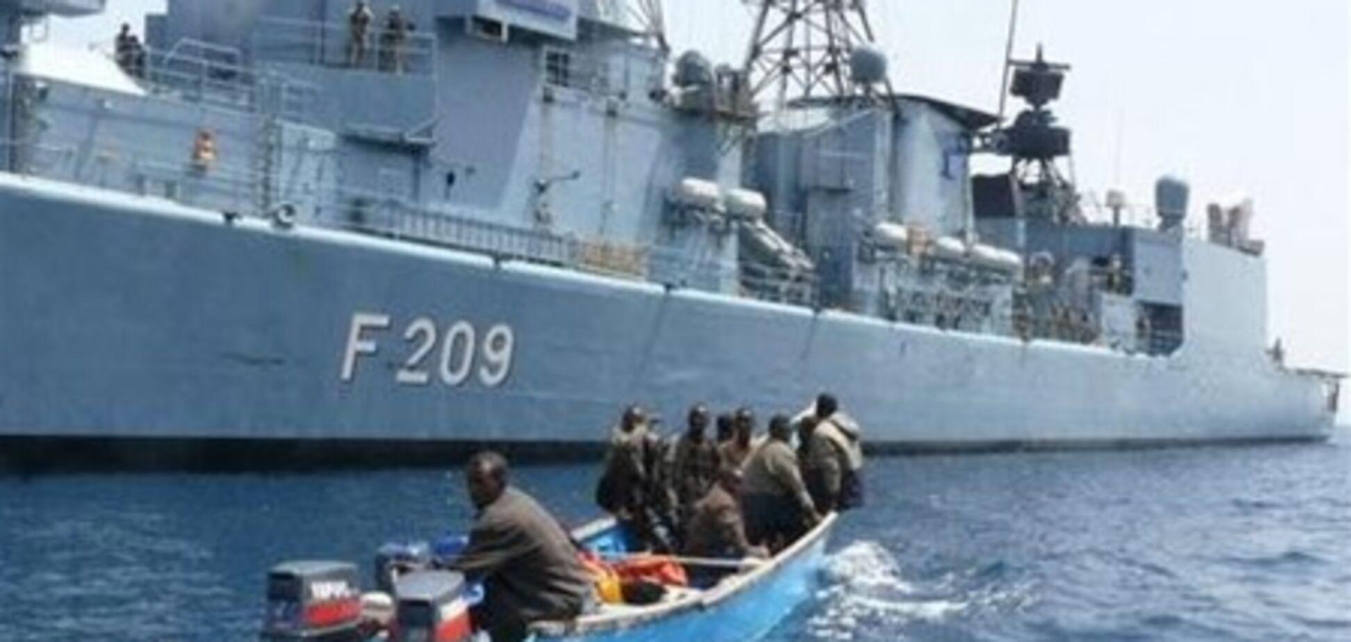 Украинцу удалось сбежать от сомалийских пиратов