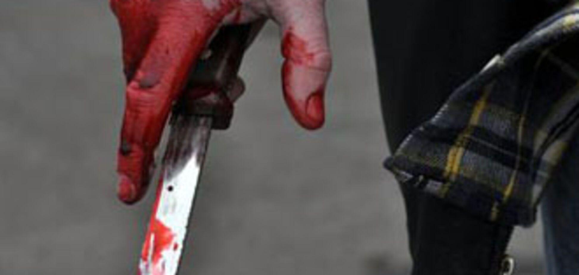 Ревнивец зверски зарезал жену на кладбище