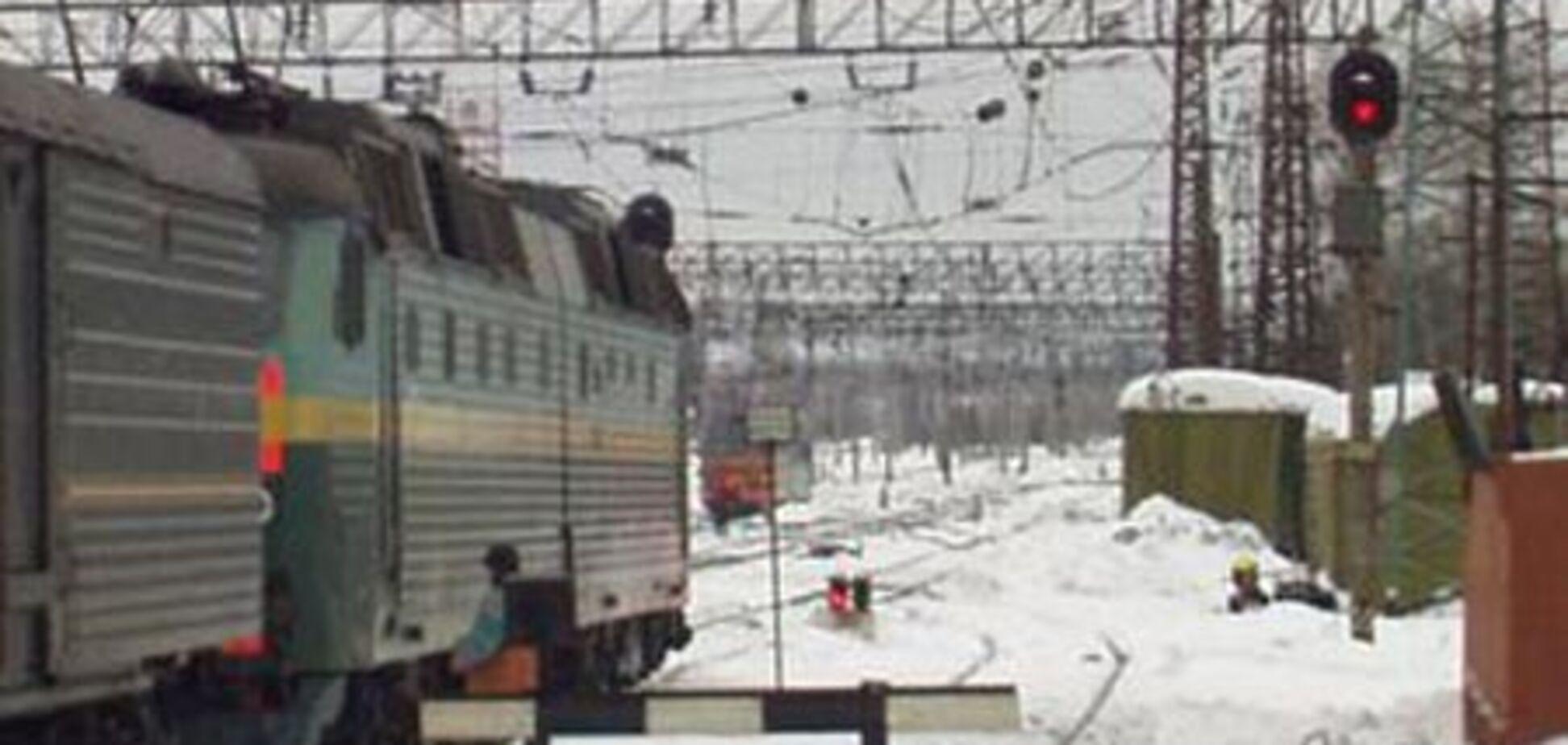 В России сошли с рельсов два вагона с пассажирами