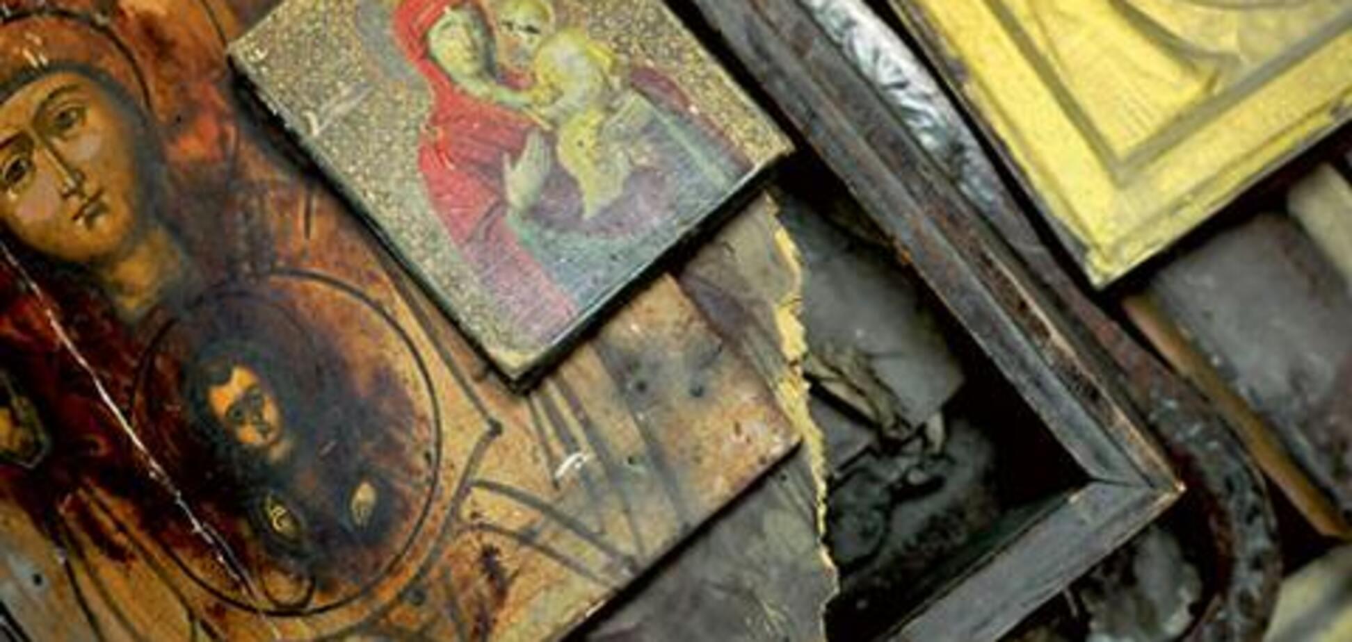 Расследование: Как украсть икону