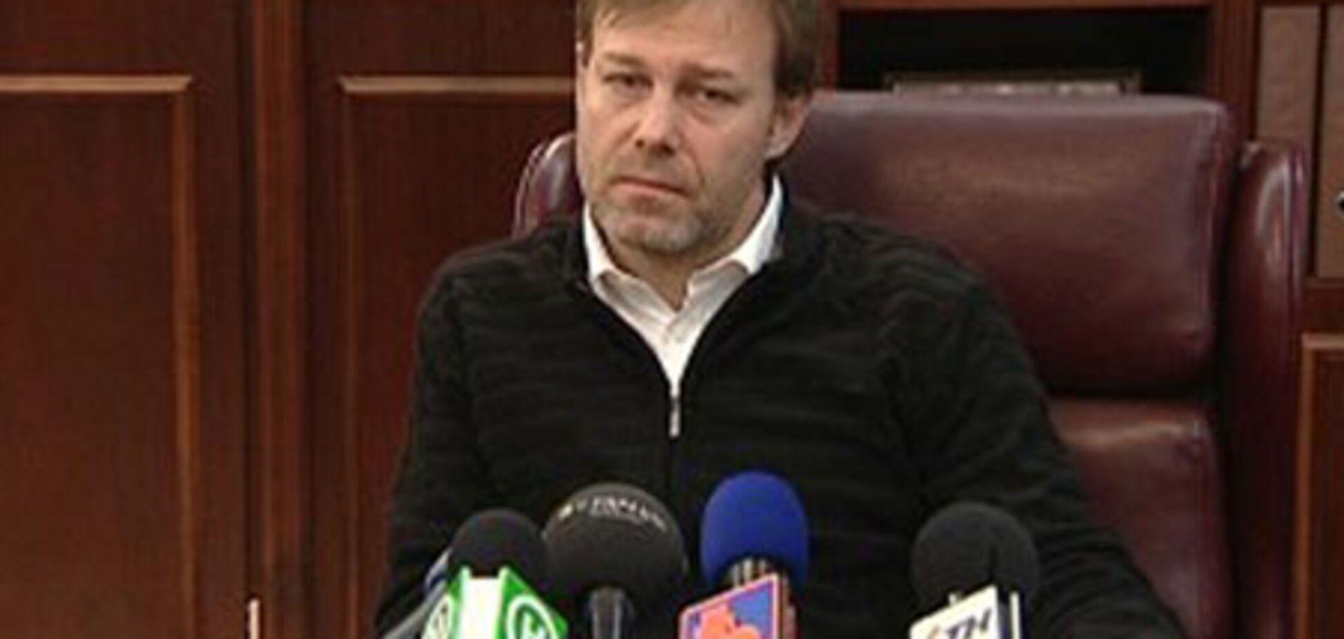 Данилов: Нельзя затягивать нынешний кризис в нашем футболе