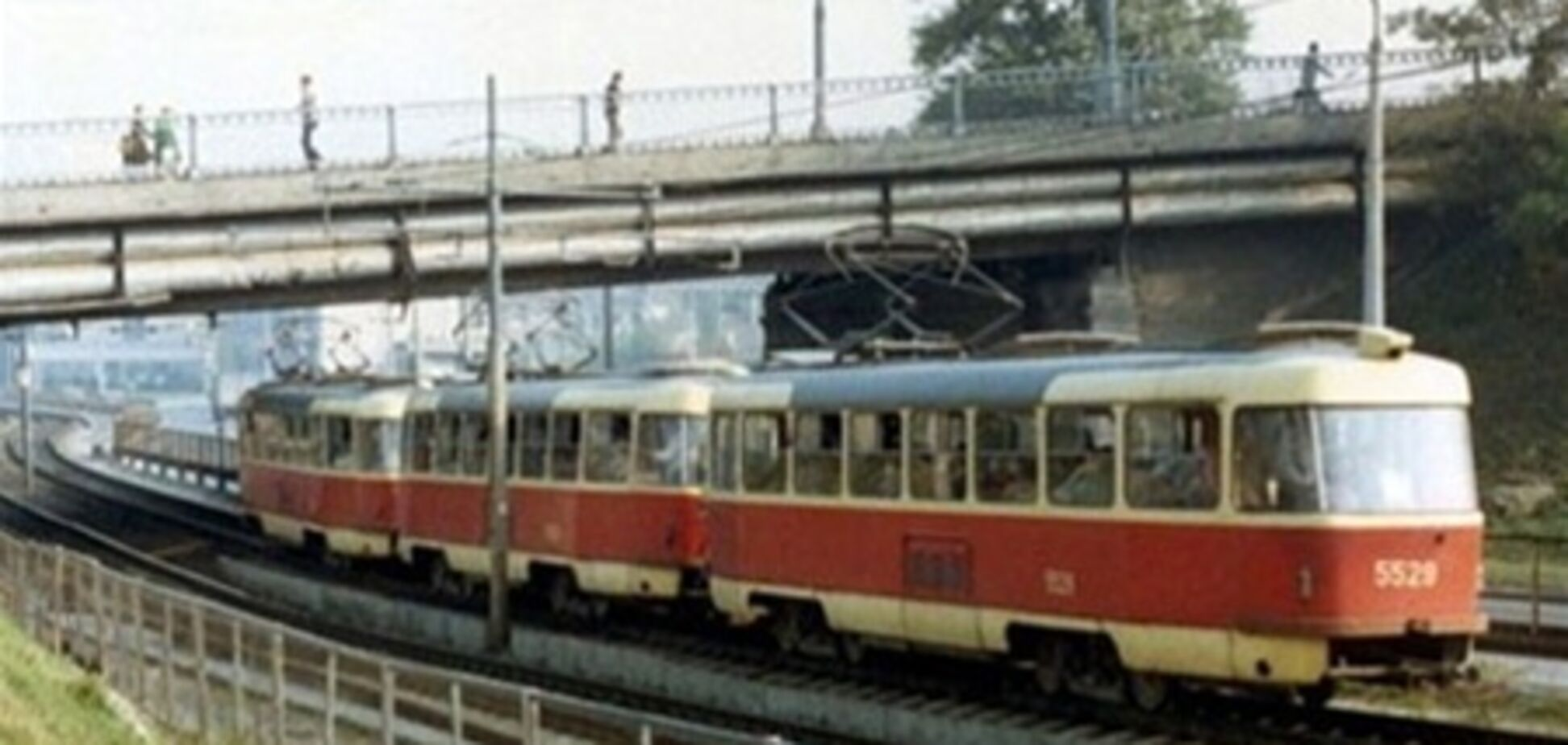 На скоростном трамвае 'отмыто' почти 24 млн гривен