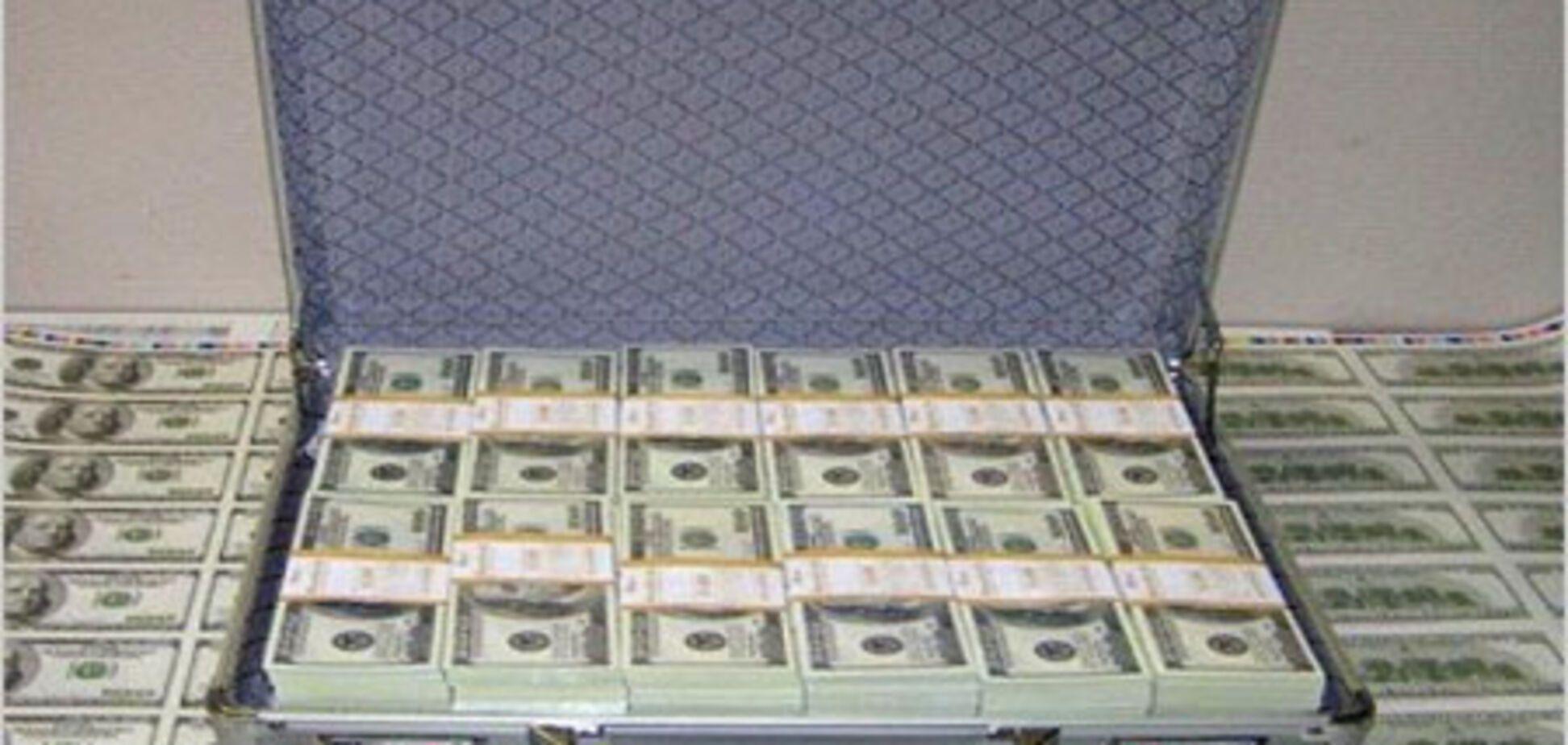 У российского бизнесмена украли миллион