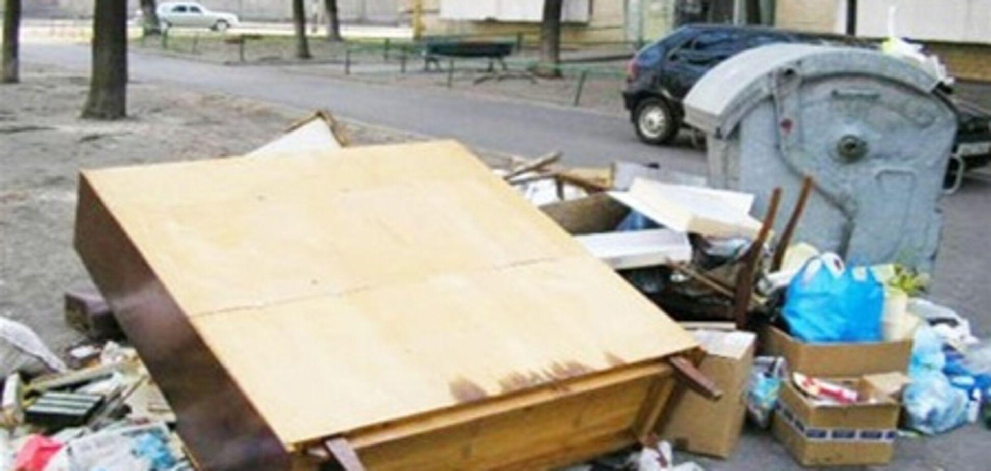 Вывоз мусора в столице будут контролировать