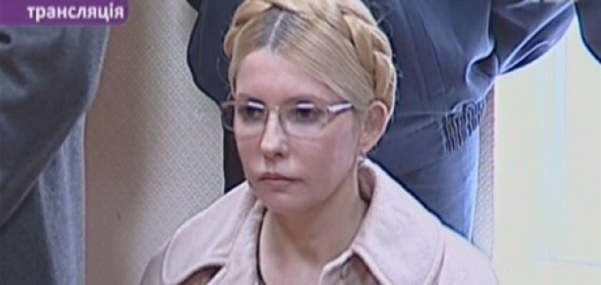 Приговор Тимошенко: 7 лет и 1,5 млрд гривен в пользу 'Нафтогаза'