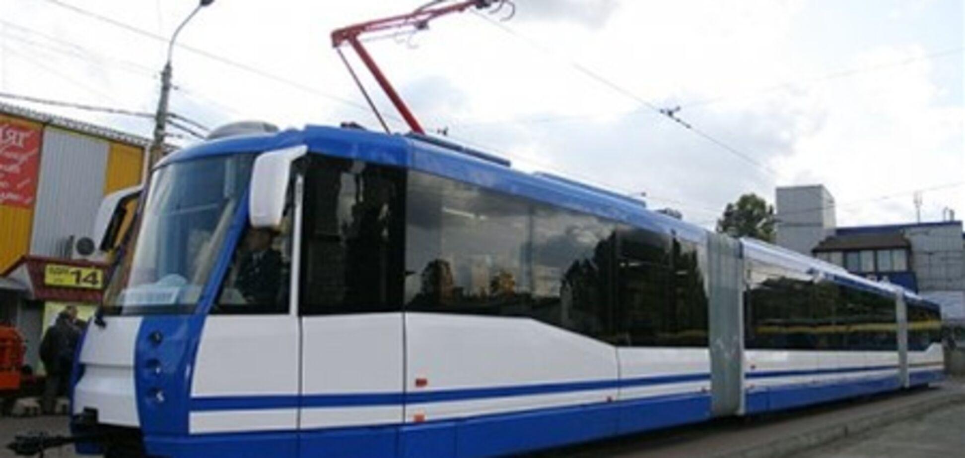 Скоростные трамваи для Троещины купят в Германии