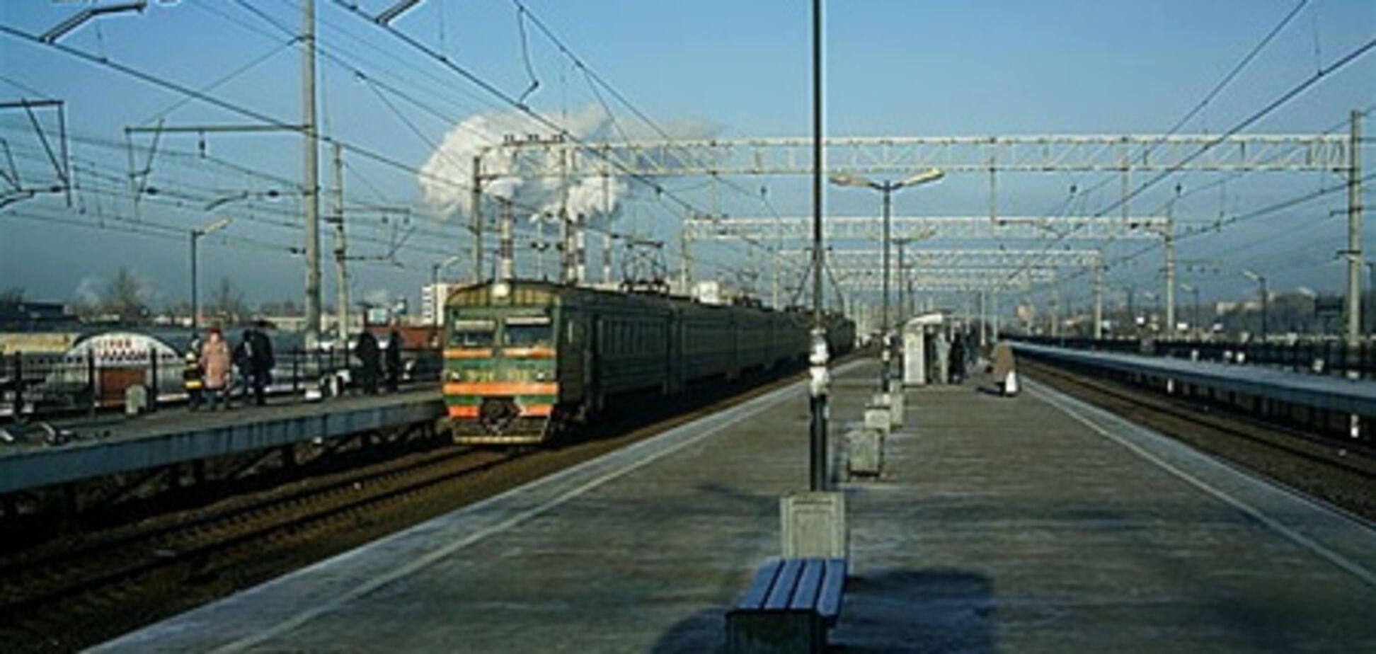 Железнодорожные платформы реконструируют
