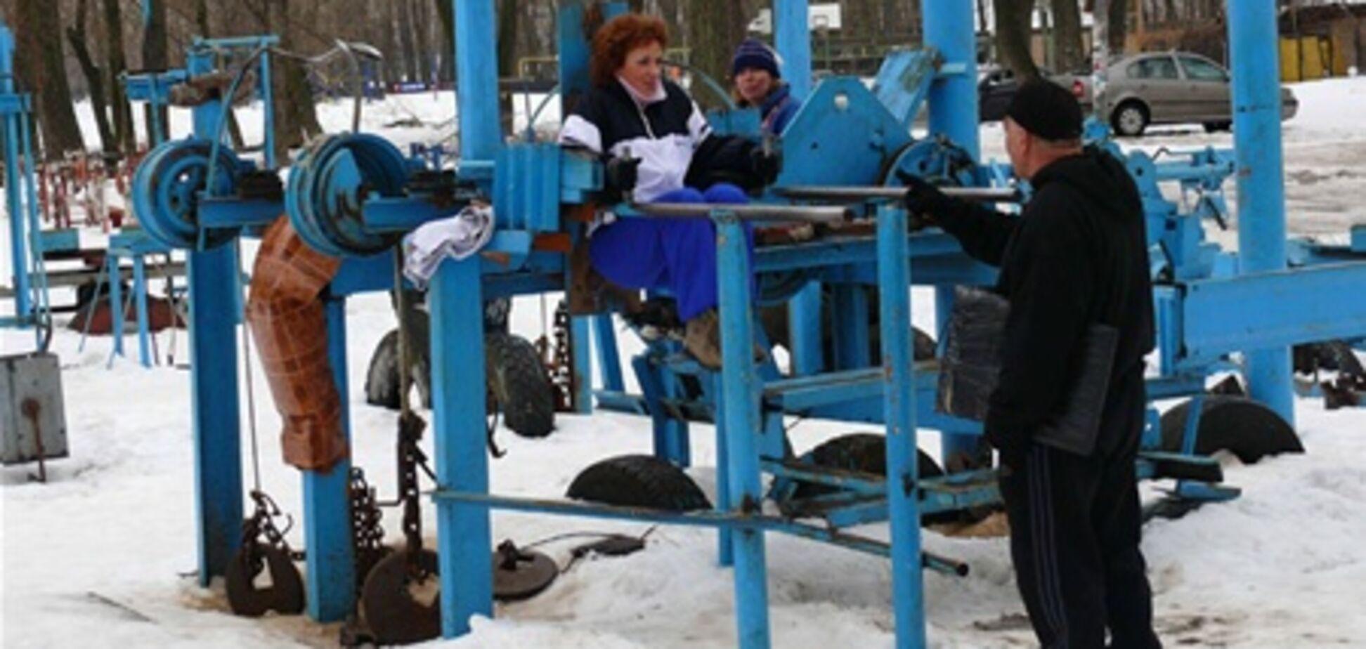 Как сэкономить на спорте в Киеве