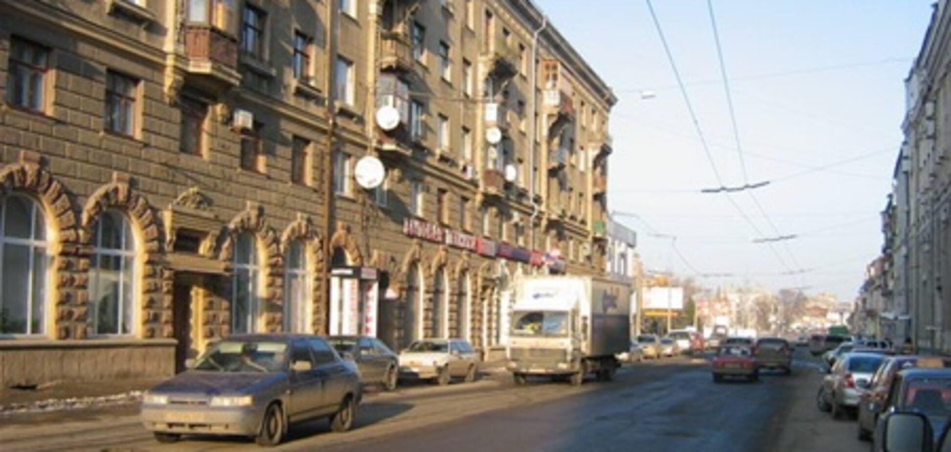 В Харькове разработают концепцию оформления фасадов