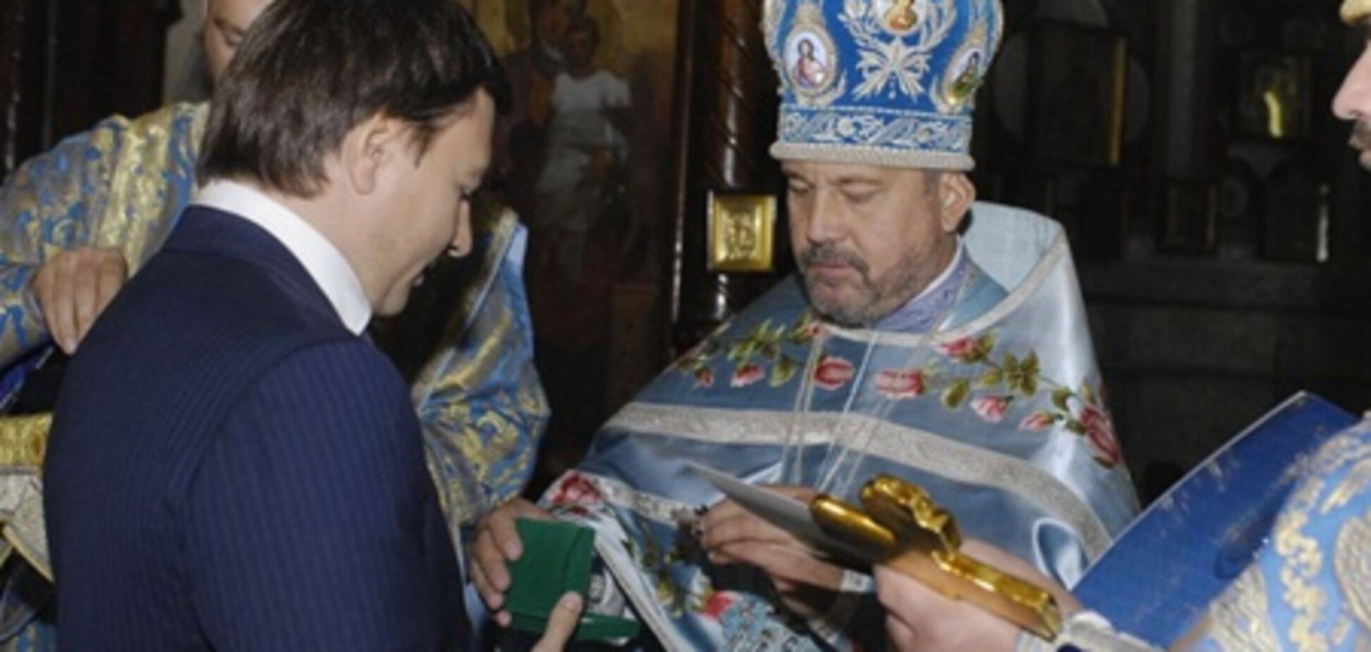 Вадим Кисель стал полным кавалером Ордена святого князя Владимира