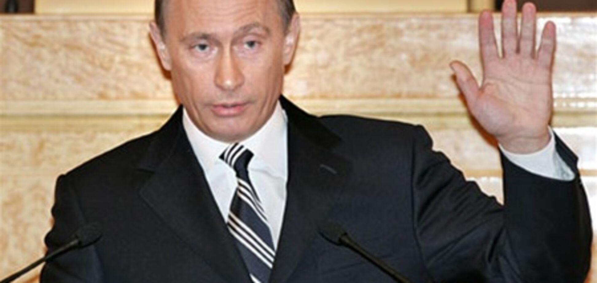 Мадрид вибирає Путіна