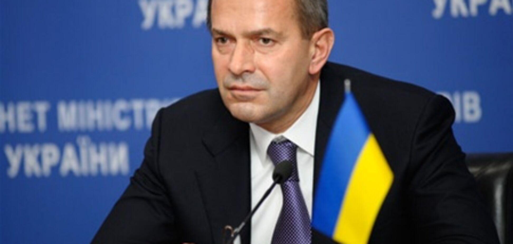Андрей Клюев поручил ускорить выполнение Плана по либерализации визового режима с ЕС