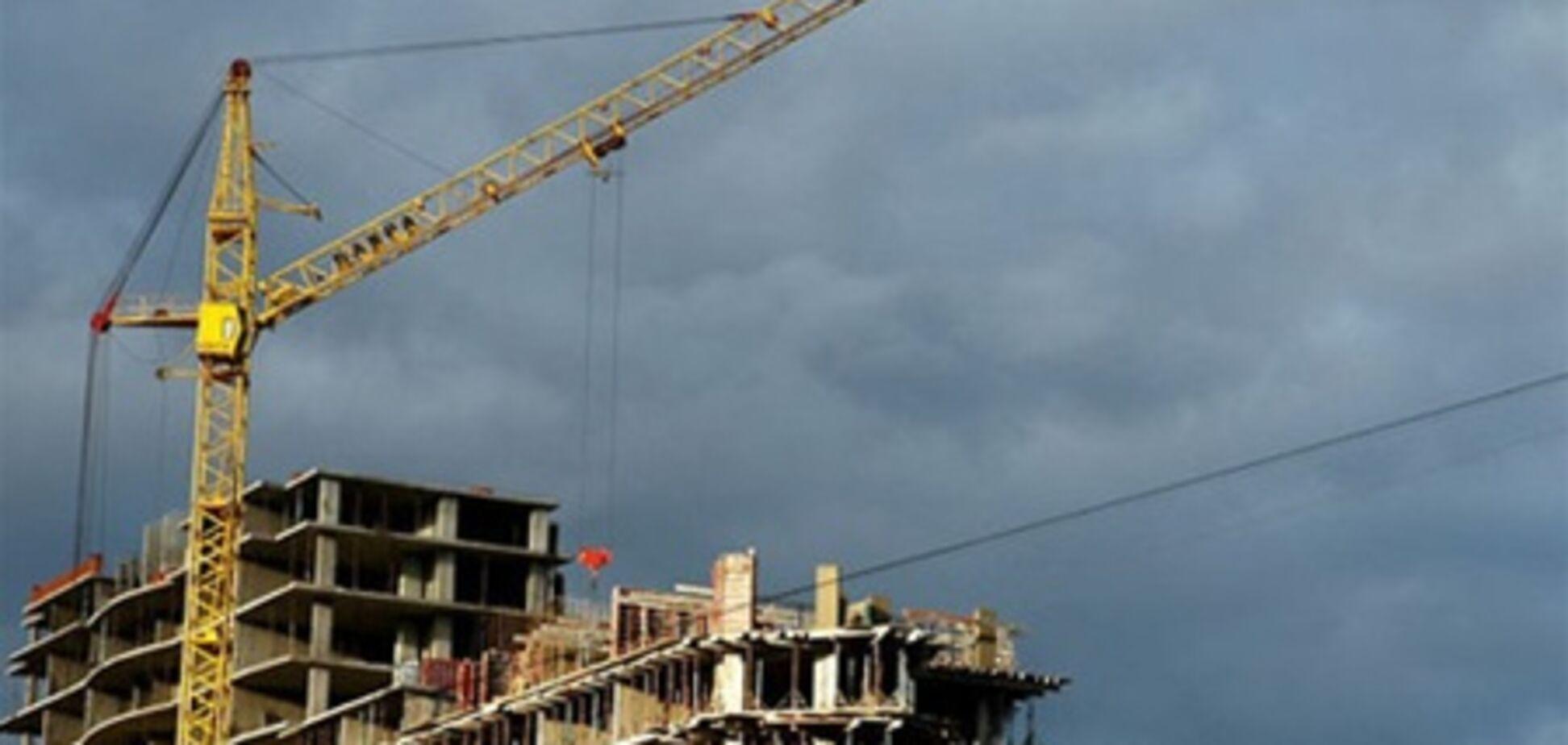 В Украине строят жилья в 5 раз меньше чем в Европе и Китае