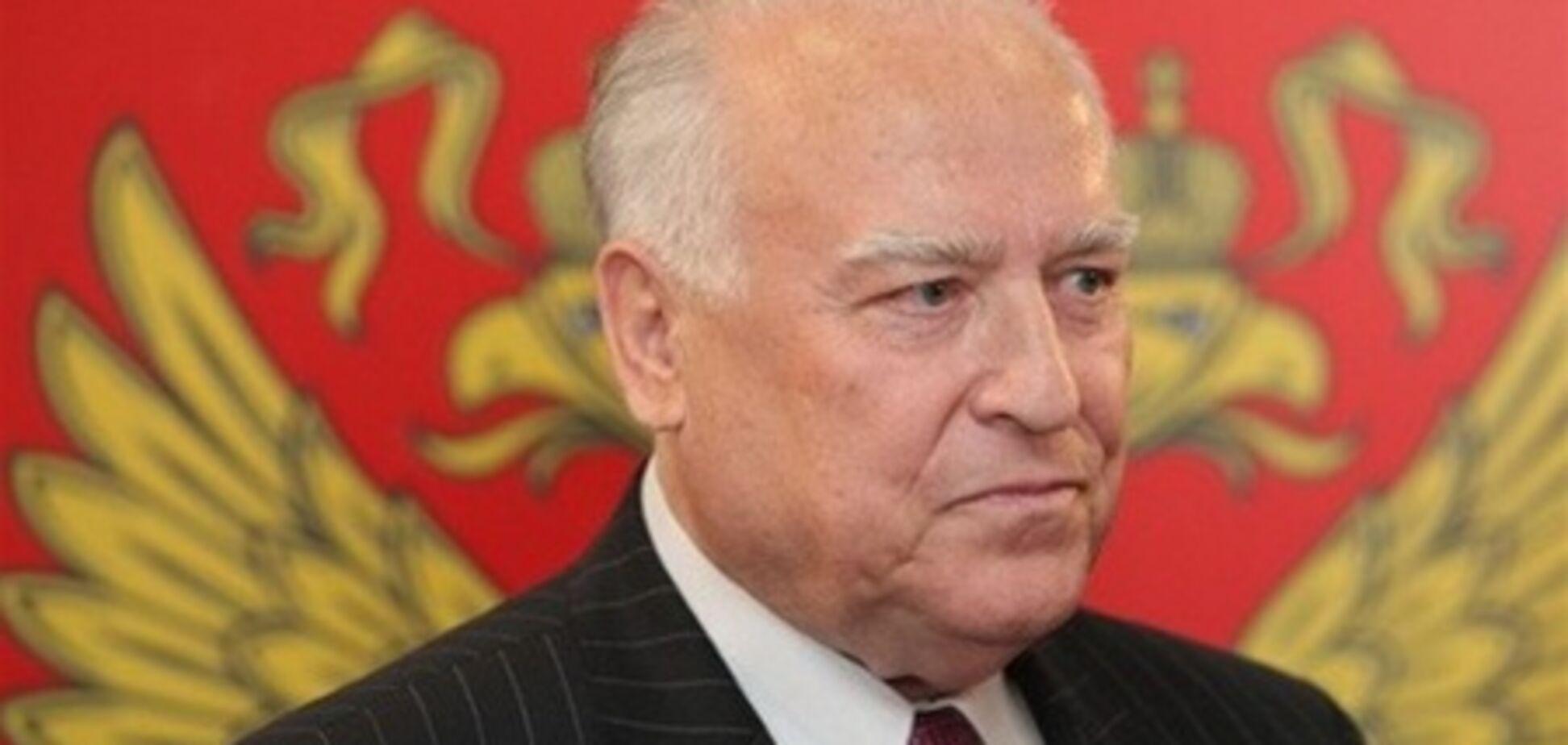 Черномырдин мог стать президентом Украины – Лавров