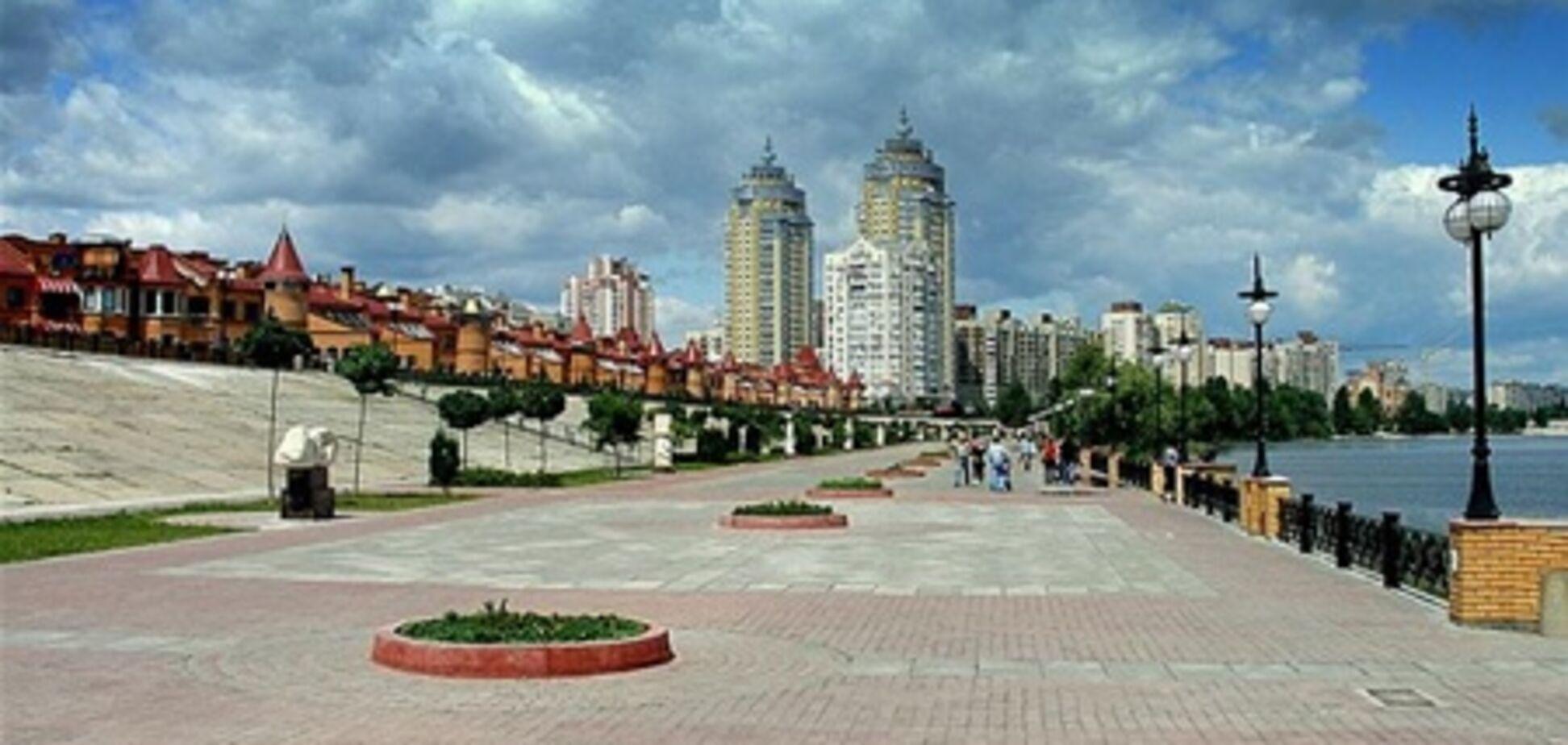 Оболонский район Киева хотят сделать самым «зеленым» в Киеве