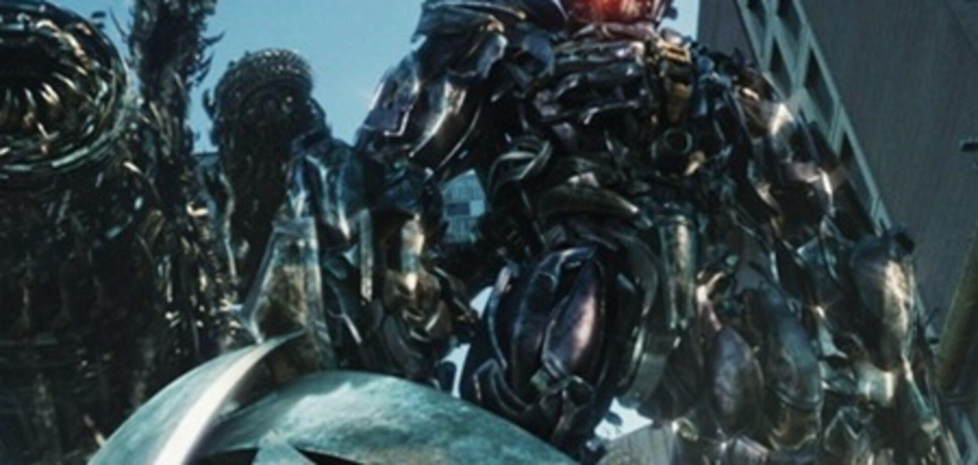 Paramount покажет «Трансформеров 3» на своем сайте