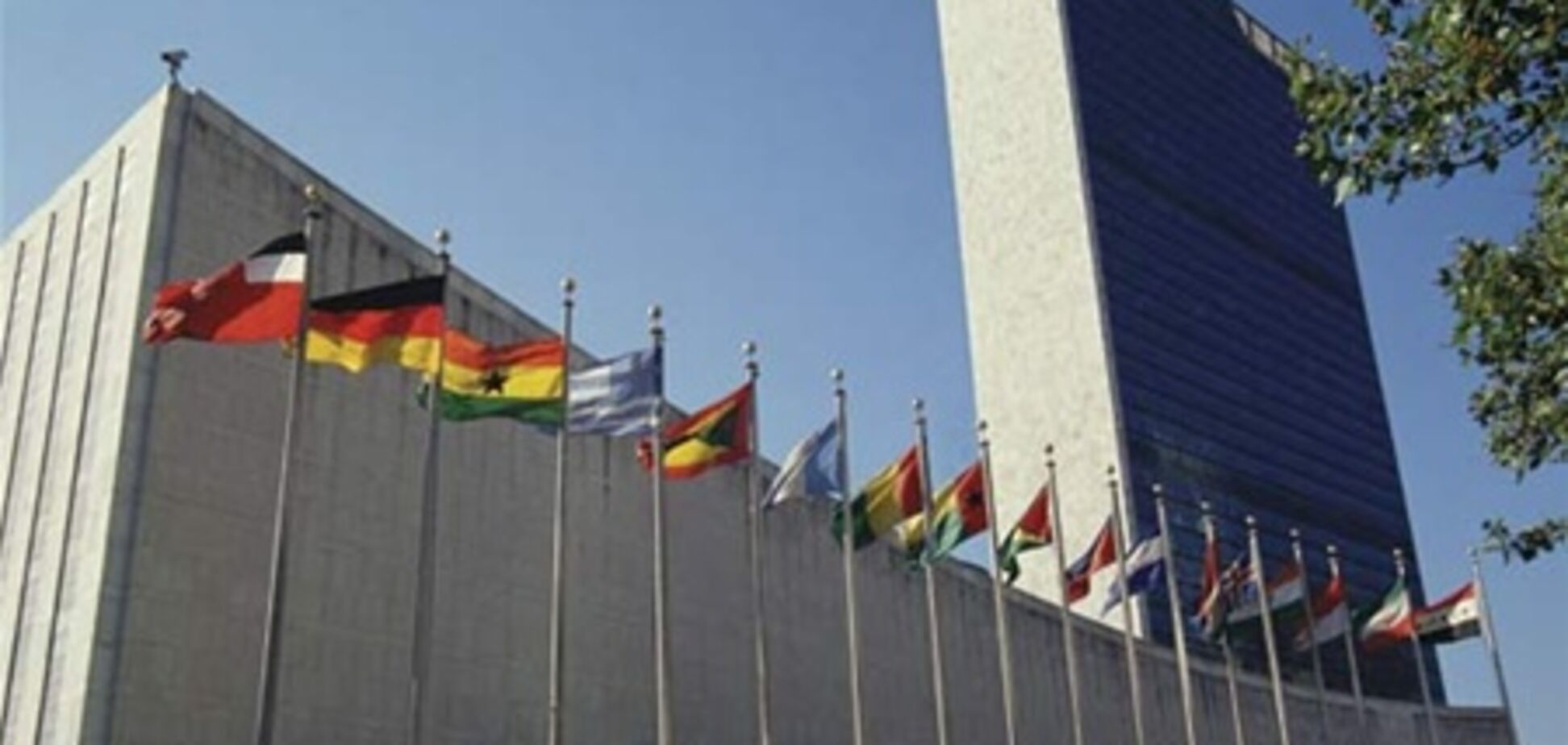 ООН в авангарді соцінтернаціонала