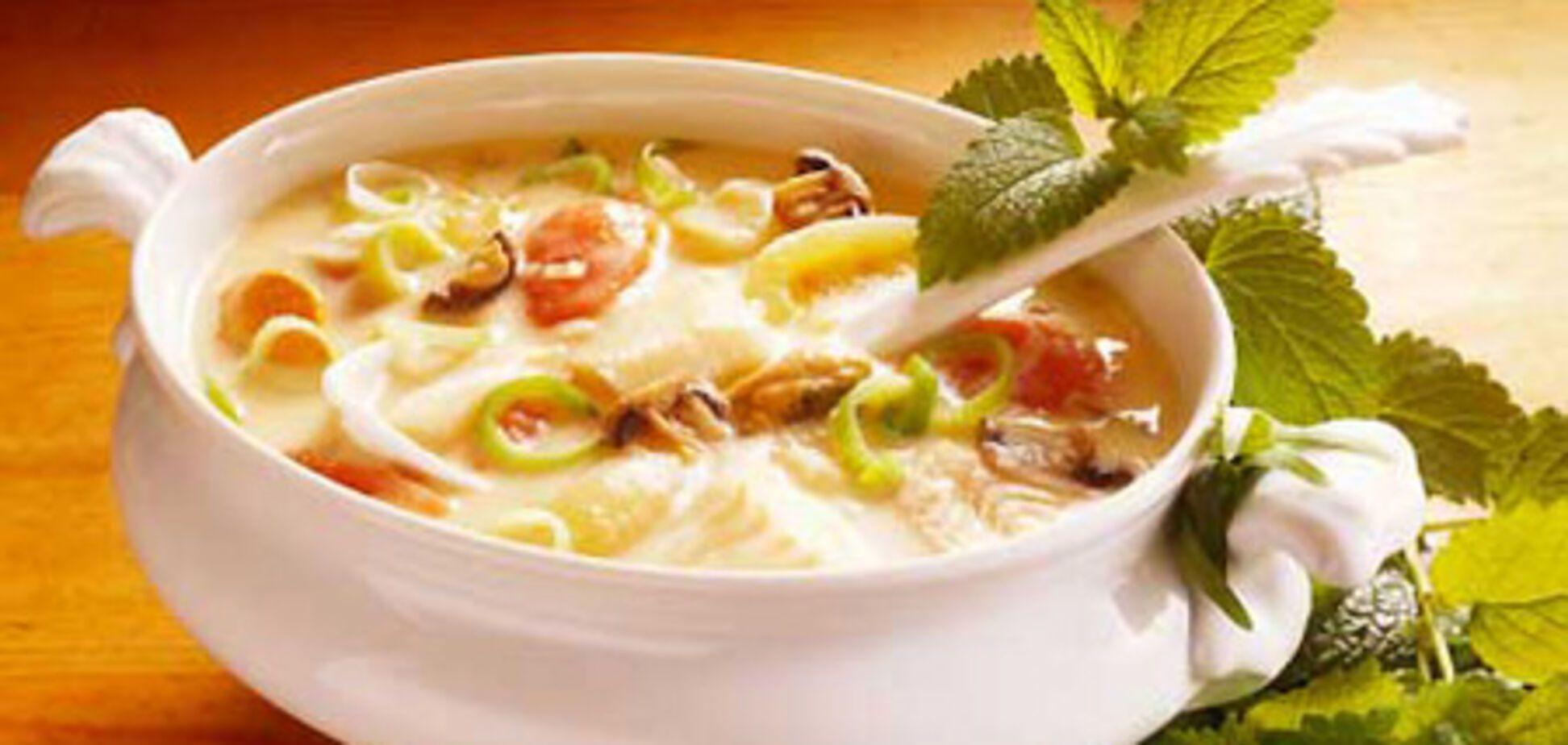 Незаменимое первое блюдо – суп